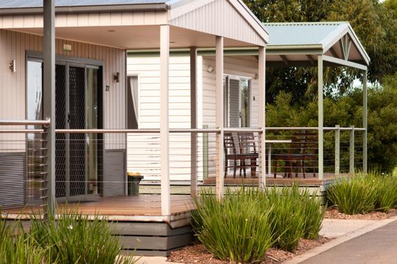 Access Friendly Cabin