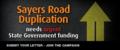 Duplicate Sayers Road