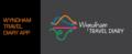 Wyndham Travel Diary App - Congratulations!
